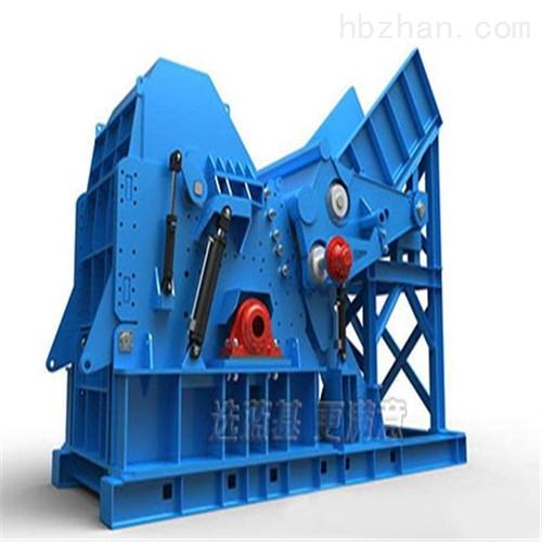 蓝基大件垃圾撕碎机助力生活垃圾再利用项目