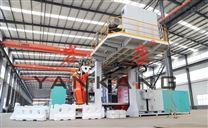 厂家直销岩康大型中空吹塑机操作简单