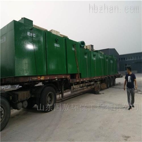 武汉市废水一体化处理设备制造商价格
