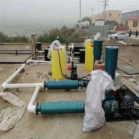 福建漳州长泰市政生活污水处理设备多少钱