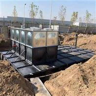 消防箱泵一体化抗浮泵站