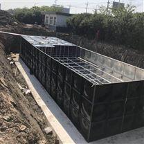 15s909地埋式箱泵一体化消防水箱