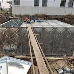 装配式箱泵一体化消防给水泵站设计说明