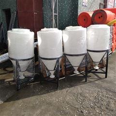 120L尖底桶 塑料漏底桶