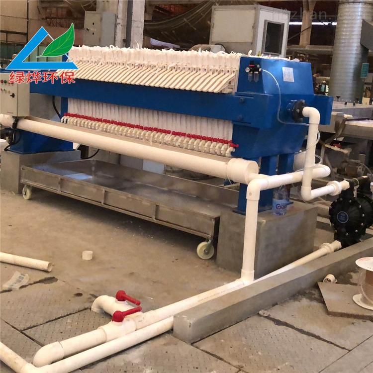工地打桩污水压滤机