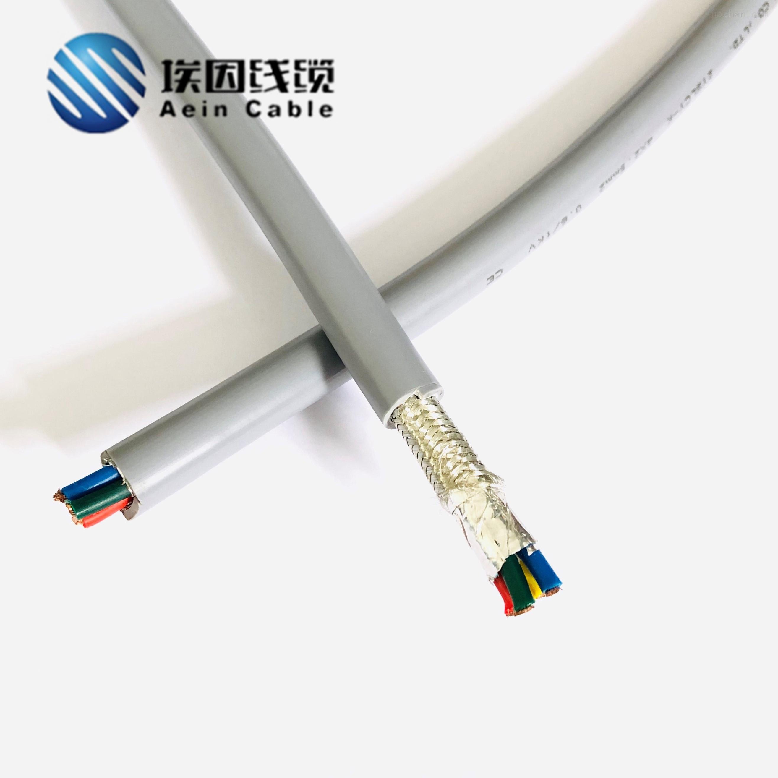 卷筒机专用电缆,防紫外线卷盘线