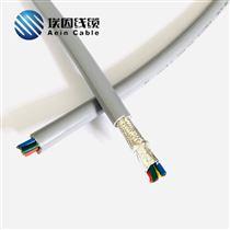UL20234ÖLFLEX® ROBUST 215 C屏蔽控制电缆