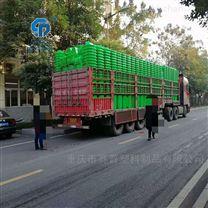 重庆合川塑料垃圾桶 餐厨泔水潲水垃圾车