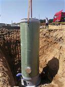 地埋式pe一体化提升泵站