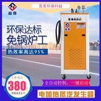 亮普小型PLC全自动控制54KW 电蒸汽发生器