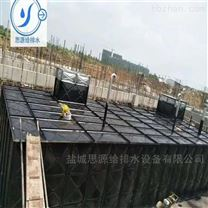 江西南昌地埋式箱泵一体化安装步骤