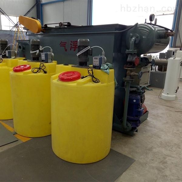 纺织印染废水处理处理设备溶气气浮机
