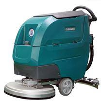 手推式车间专用洗地机