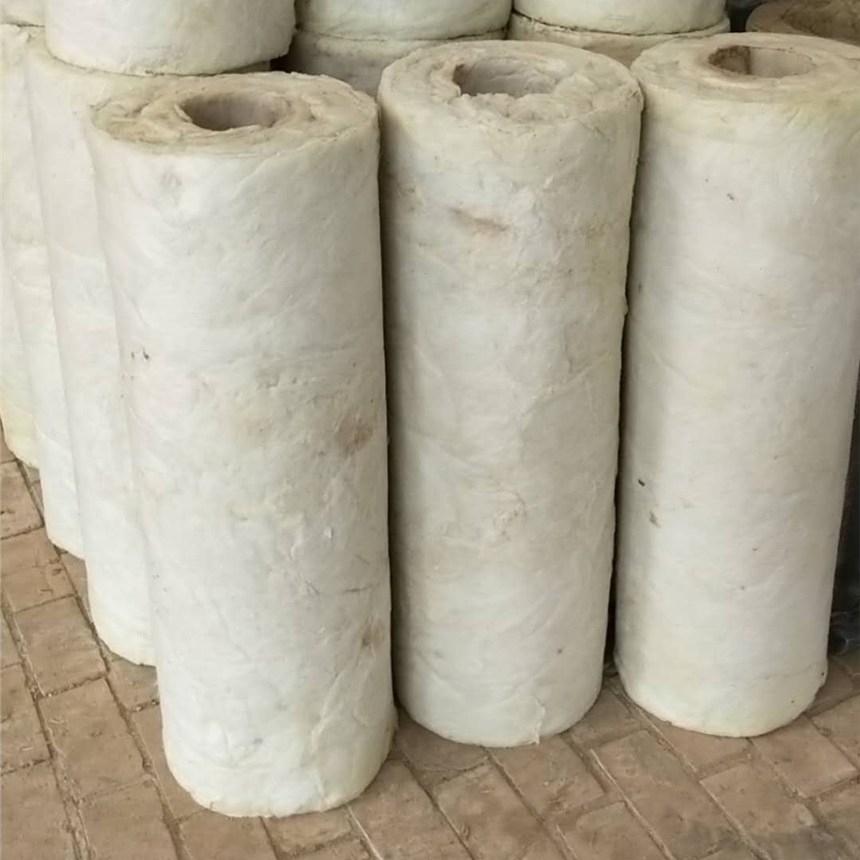直供高密度硅酸铝陶瓷纤维管