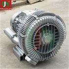20KW工业低噪音超能效双叶轮高压鼓风机