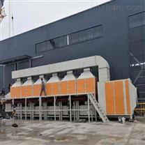 橡胶厂催化燃烧设备布袋除尘器邢台威县