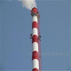 杭州烟囱内壁防腐施工
