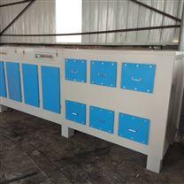 喷漆房除臭设备活性炭吸附箱