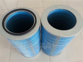 焊接煙除塵器濾芯覆膜除塵濾筒