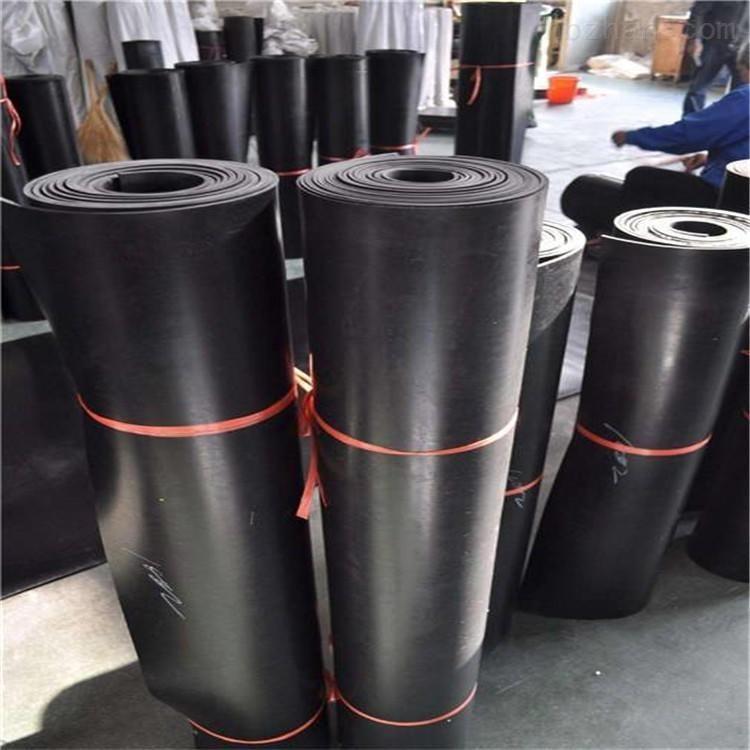 工业用黑色胶皮一平米多少钱