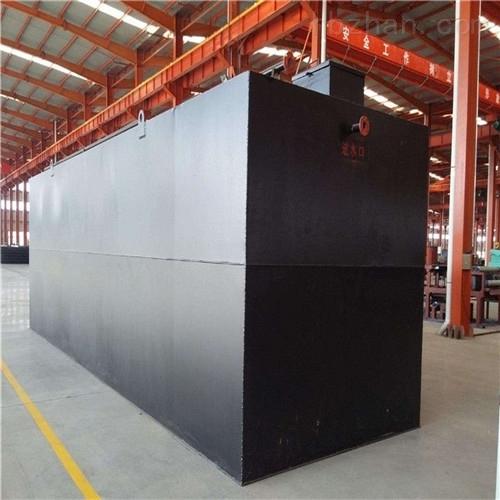 吉林小型屠宰厂污水处理设备定制