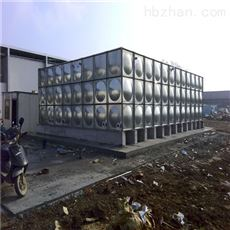 屋顶装配式不锈钢水箱