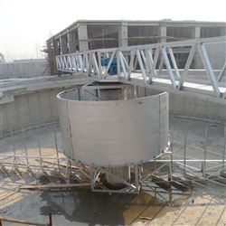 莱西市竖流式沉淀池污水处理设备