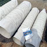 皮帶輸送散裝耐磨除塵伸縮布袋