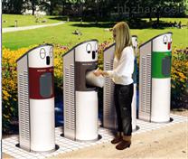 垃圾气动管道收集系统