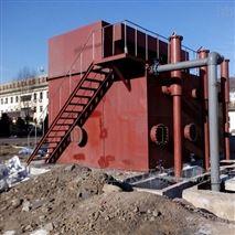 河南焦作饮用水处理用大型一体化净水器