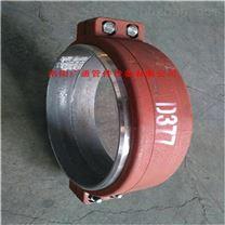 卡箍环形管接头dsjc环式对开式伸缩接头