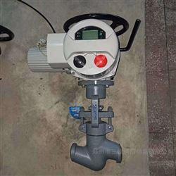 电站电动焊接截止阀