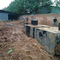 城市地埋式污水处理设备