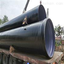 大口径承插式涂塑复合钢管厂家直销
