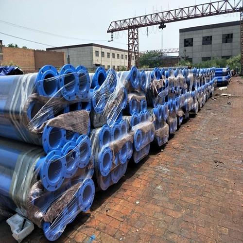 矿用双抗涂塑钢管厂家