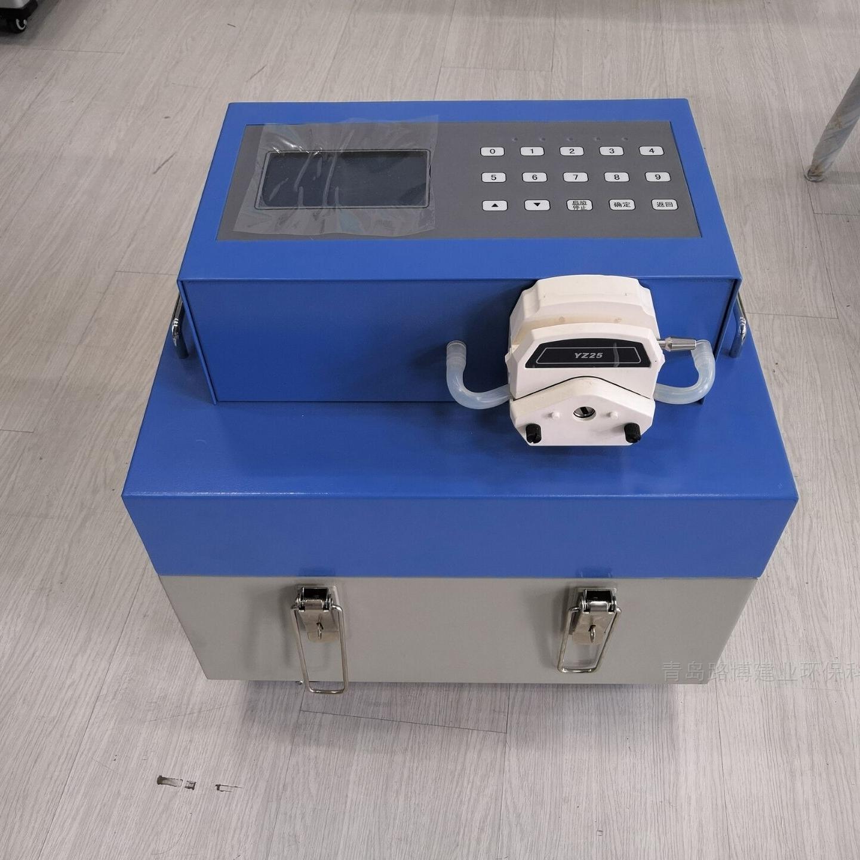 自动水样采样器
