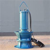 大排量防洪防汛潜水轴流泵生产厂家