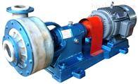 UHB-UF型耐磨石灰泵漿液泵
