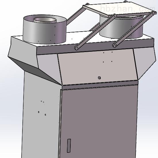 降水除尘采样器