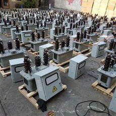 三相四线双向油浸式高压计量箱JLS-10