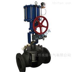 ZXN-16K流量控制ZXN-16K气动薄膜双座调节阀