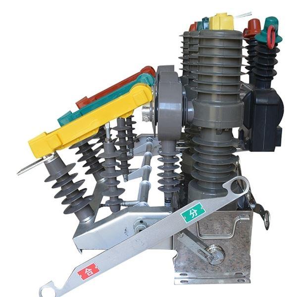 西安ZW32-12T/630A-20高压真空断路器