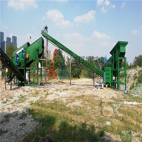南昌建筑垃圾处理生产线设备就是牛气高调