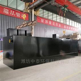 广东省湛江市高效沉淀污水处理设备