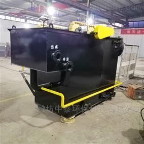 河南郑州金水区溶气气浮机设备