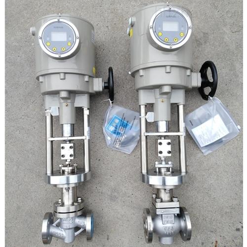 氨水电动调节阀ZAZP-16P
