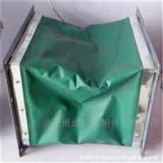 抗老化帆布卸料收尘软连接规格