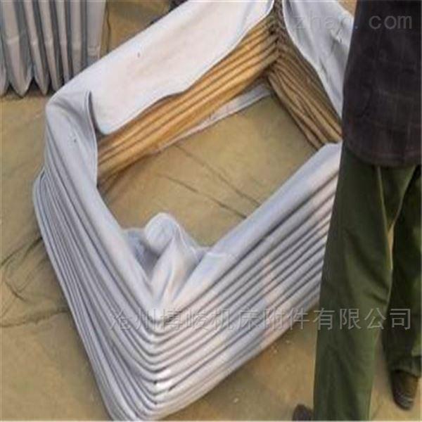 室内通风管道防火帆布软连接 保证质量