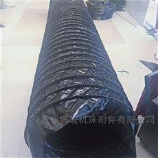 除尘通风帆布耐磨伸缩布袋常年生产