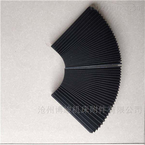 风琴伸缩式防尘罩